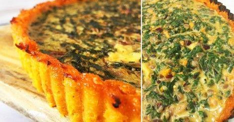 Cómo+hacer+una+tarta+con+base+de+calabaza,+¡sin+harina!+