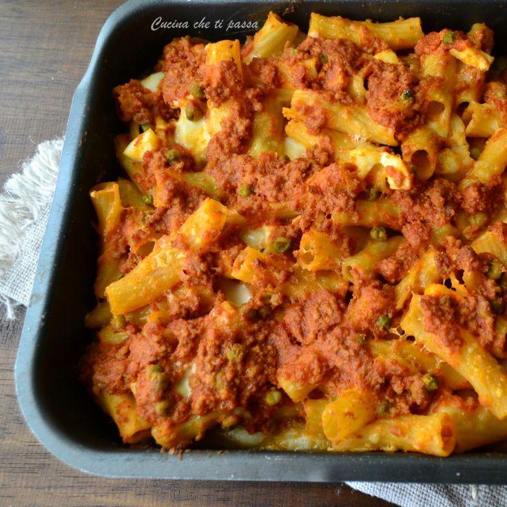 pasta a forno ricetta (17)