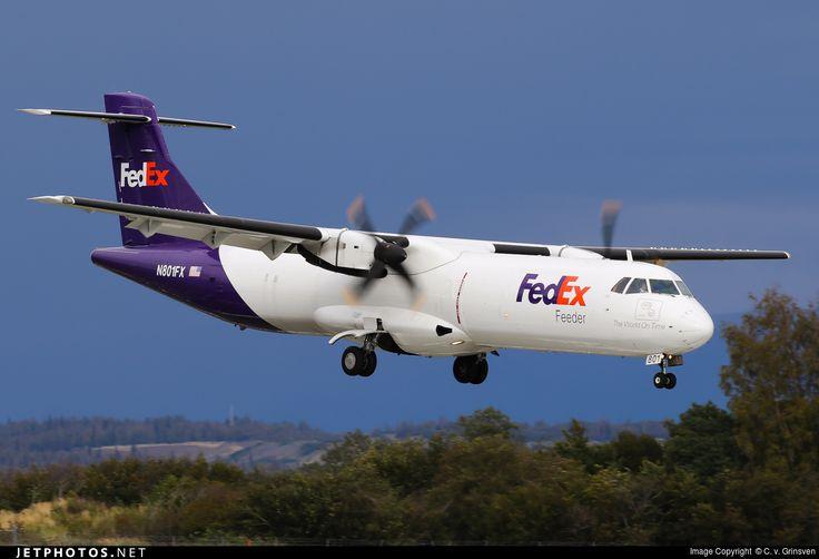 FedEx ATR 72-212(F)