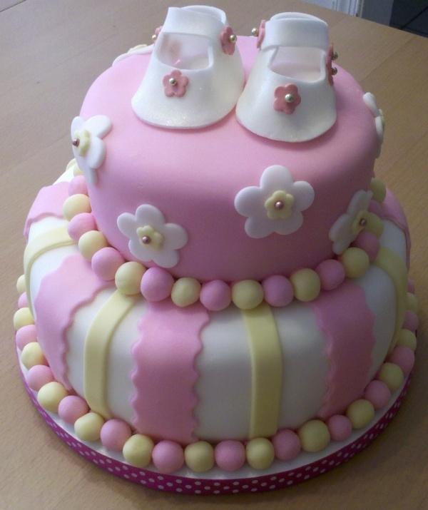 Girl baby shower cake - Bing Images #pinterest #popular #pins