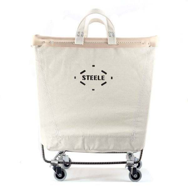 I have always wanted one of these Steele Laundry basketsLaundry Carts, Steel Canvas, Canvas Laundry, Laundry Bins, Laundry Baskets, Boys Room, Faith Shops, Laundryroom, Laundry Room