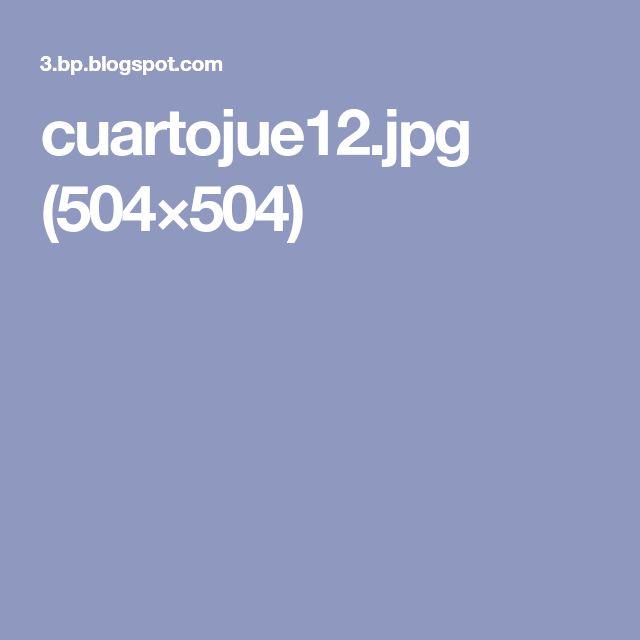 cuartojue12.jpg (504×504)