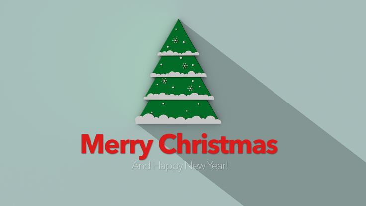 """This set of Christmas Tree-themed worship resources features the ever-so-trendy """"long shadow"""" and flat design look that you see in many ads and commercials. Video loops for """"Welcome,"""" """"Goodbye,"""" and """"Merry Christmas"""" are included. Graphics, PowerPoint, Flyer/Poster and Newsletter templates also available."""