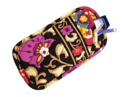 Vera Bradley Double Eye in Suzani by Vera Bradley. $22.00. Always a favorite, this case's design easily holds two pair of eyeglasses, making it perfect for anyone with readers. A solid back helps it protect contents and retain its shape.