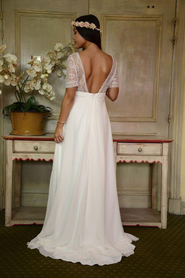 Robe de mariée Lorina - Collection 2017 — Organse