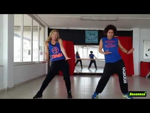 Despacito Luis Fonsi Ft Daddy yankee David Brasukas y Clarisse Zumba 2017 - YouTube