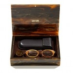 Tom Ford Special Edition Eyeglasses A/W 2012.  I'd buy these for the packaging alone.  HOLY CRAP!!!!