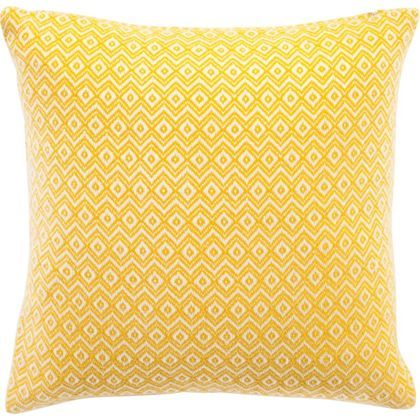 This beautifully bright Ziggy Cushion is exactly what you need to bring the summer season into your home, compliment with deep greys and blues to create a gorgeous look