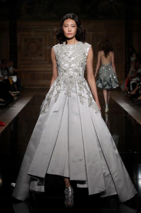 @Maysociety Tony Ward Couture Fall Winter 2016-2017 Collection