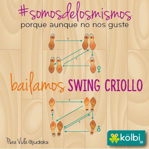bailar swing criollo