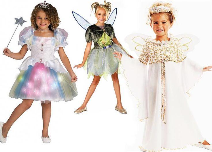 Детский костюм нимфа эльф