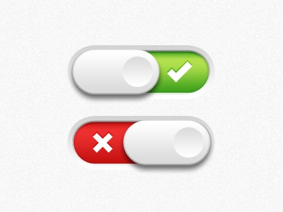 Custom Switch control by Virgil Pana