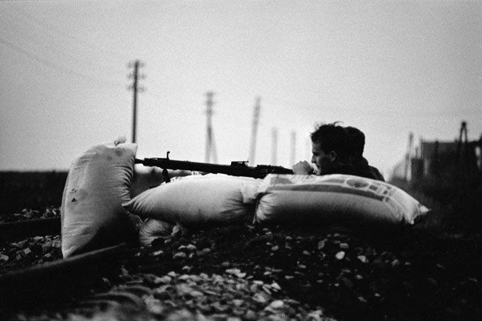 Balkan in memoriam. Sandra Balsells, fotoperiodista española.