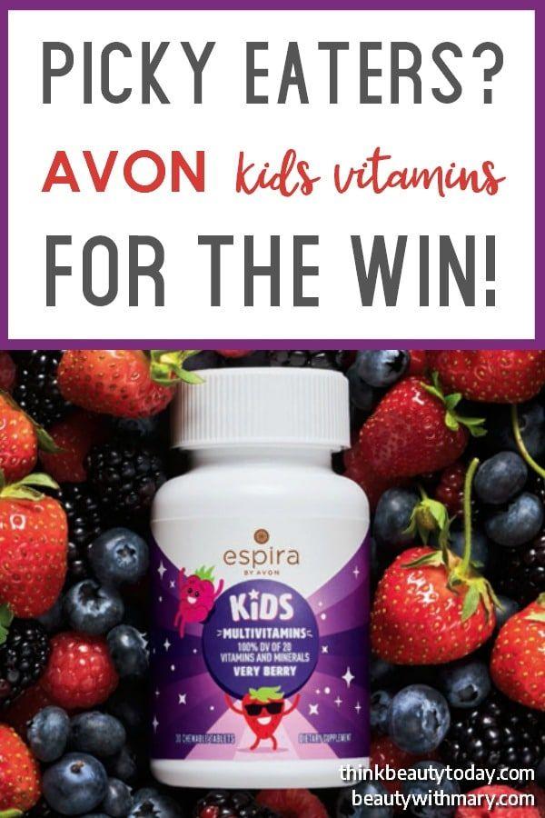 Avon Kids Vitamins 20 Vitamins Minerals Order Online Here Vitamins For Kids Kids Multivitamin Multivitamin