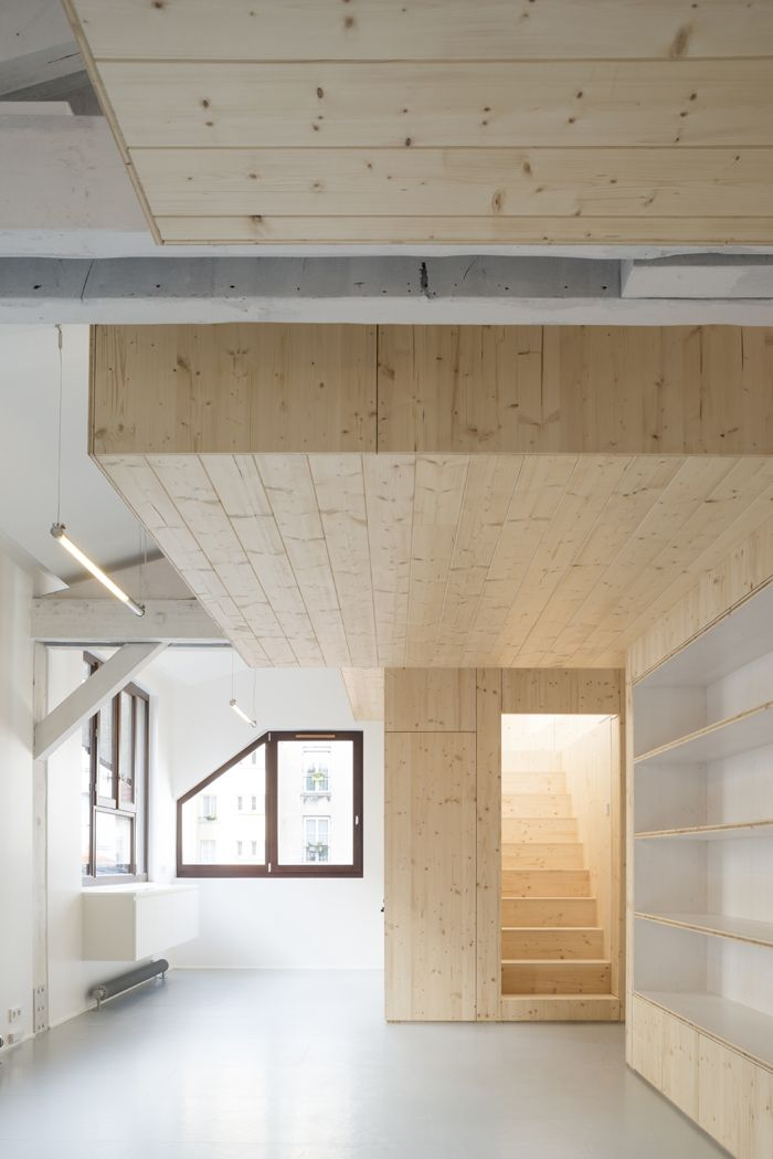 Paris 11 Duplex | Leibal