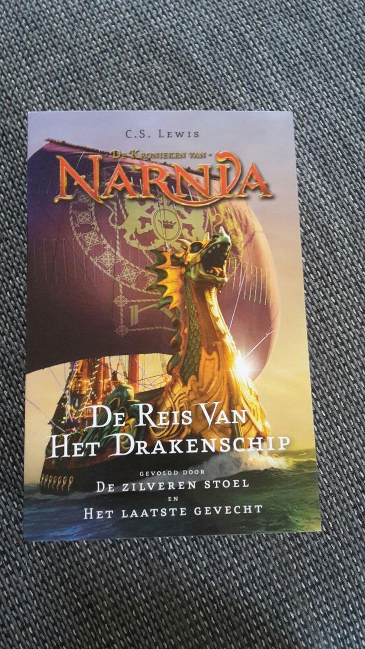 de kronieken van Narnia - c.s Lewis  dl 5: de reis van het drakenschip dl 6: de zilveren stoel  dl 7: het laatste gevecht