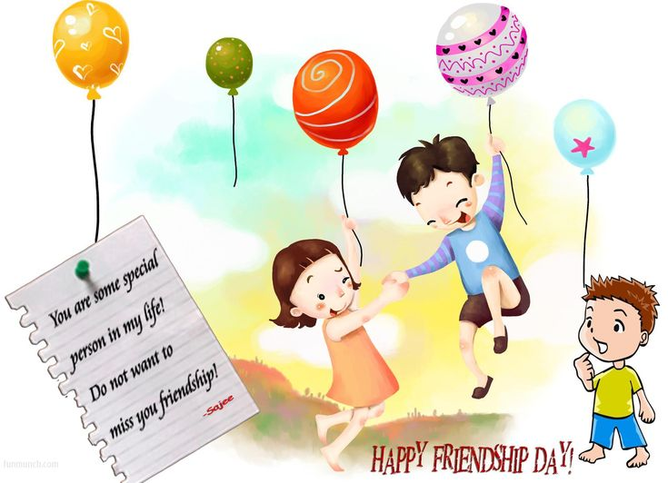 You are some special person friend in my life! Never want to loose you! Happy Friendship Day! #friendshipday #friend #messages