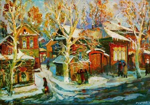 Живопись художников Иркутска