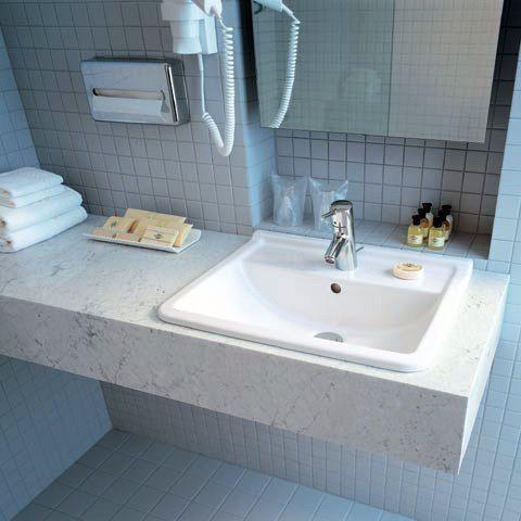 Тенденция последних лет – это установка как в частных домах, так и в ванных комнатах многоквартирных домов раковины со встроенной удлиненной столешницей – крайне удобных и рациональных сантехнических новинок, позволяющих экономить драгоценное время современного человека. #сантехника #москва #дизайн #дизайнинтерьера  Огромный ассортимент: http://santehnika-tut.ru/rakoviny/