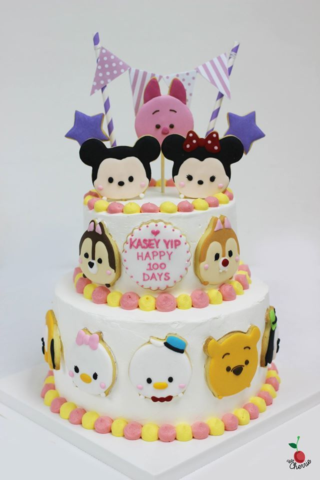 Best images about Disney Tsum Tsum Party Ideas on Pinterest  Disney ...