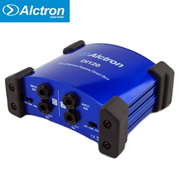Alctron Di120 Di 120 Passive Di Box Used In Guitar Recording Stage Performance Great For Keyboard Acoustic And Electric Guitar Review With Images Guitar Reviews Guitar Acoustic