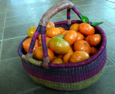 Tangerine Ginger Jam - it's citrus season, and this is a great way to capture the zing of tangerines.
