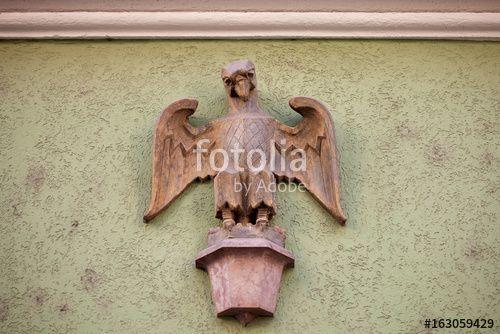 """Laden Sie das lizenzfreie Foto """"Der Adler"""" von Photocreatief zum günstigen Preis auf Fotolia.com herunter. Stöbern Sie in unserer Bilddatenbank und finden Sie schnell das perfekte Stockfoto für Ihr Marketing-Projekt!"""