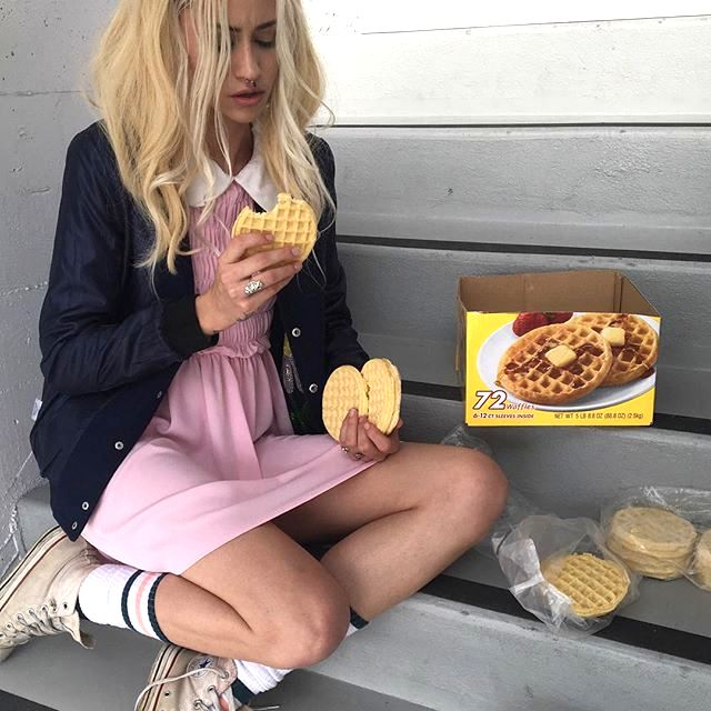 """Eleven from """"Stranger Things"""" 