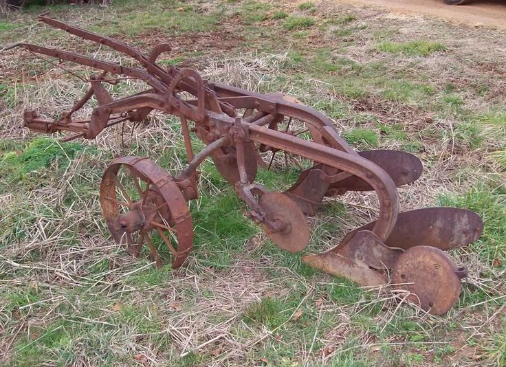22 best images about ANTIQUE PLOWS on Pinterest