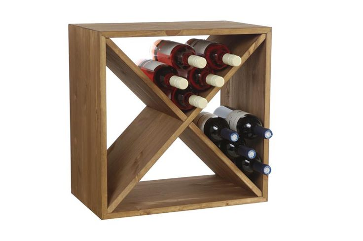 Köp Wine Cube Vinställ 24 flaskor - Traditional Wine Racks online | KitchenTime
