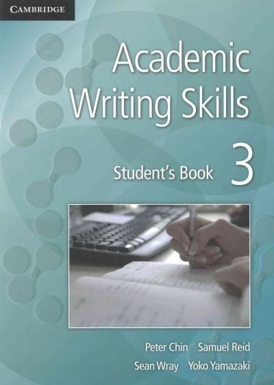 Academic Writing Skills 3