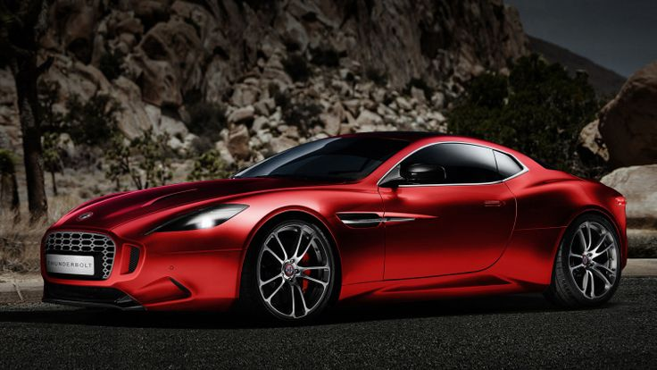 Aston Martin drops Fisker lawsuit, Thunderbolt will not be produced