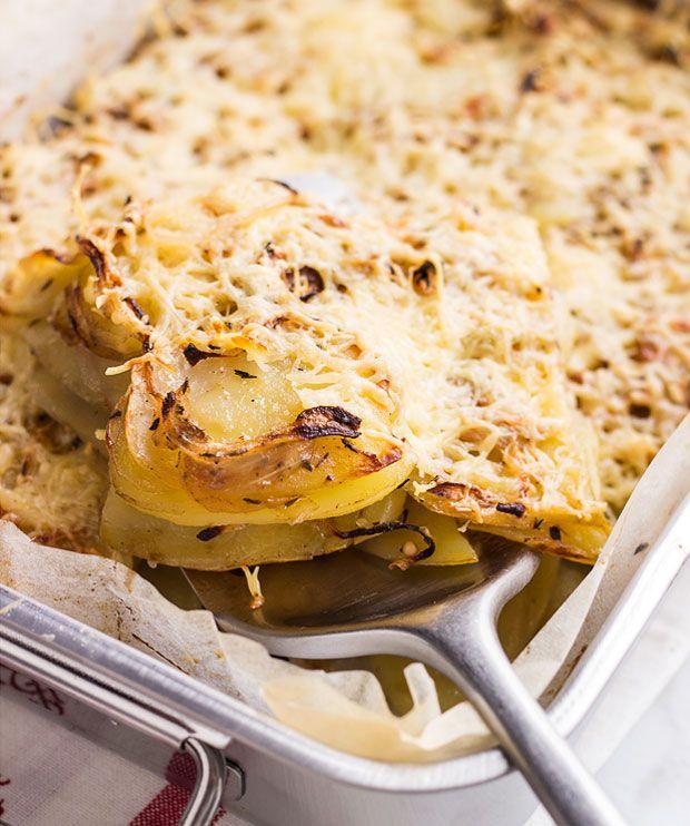 Casserole de pommes de terre facile - Recettes - Recettes simples et géniales! - Ma Fourchette - Délicieuses recettes de cuisine, astuces culinaires et plus encore!