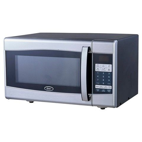 Oster Microwave Oven - Stainless Steel  Available at Citadel Mall, Charleston…