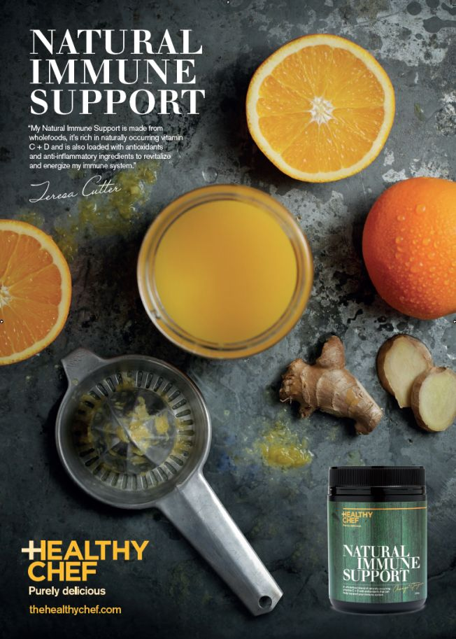 Healthy Chef Natural Immune Support