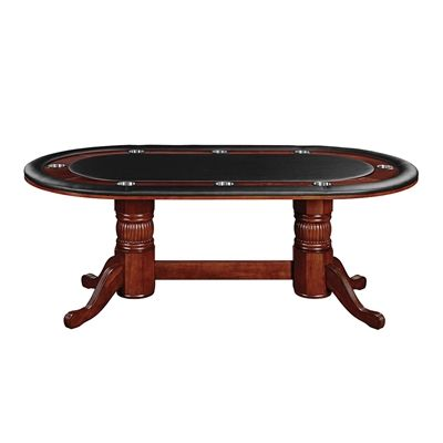 RAM Game Room GTBL84 84-in Texas Hold'Em Game Table
