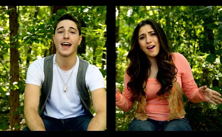 We Are Never Ever Getting Back Together - Taylor Swift (Cover by Justin Bryte & Brielle Von Hugel)