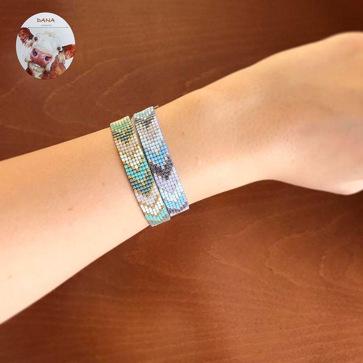 #danaaccessories #miyuki #miyukibeads #miyukiaddict #miyukibileklik #miyukibracelet #bileklik #bracelet #handmade #handmadejewellery #elemeği #elyapımı #green #yeşil #blue #mavi #gününtakısı #gününkombini #tasarım #tbt