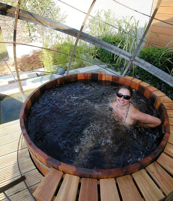 Energy efficient solar google search for Garden pool from bathtub
