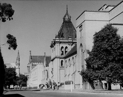 Union House, early 1950s