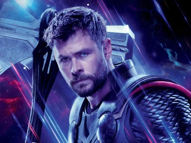 Download Thor In Avengers Endgame Wallpaper Movies Wallpapers