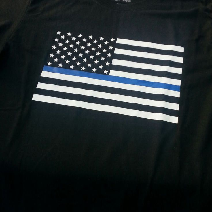 law enforcement american flag - photo #12