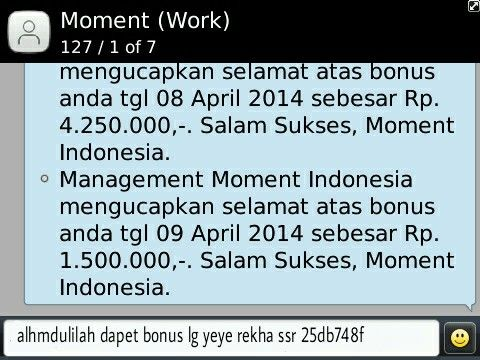 Makasih moment bonusnya :D