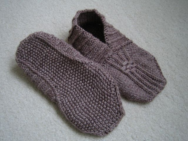 Japanese House Slippers pattern by Therese Timpson RAVELRY PATTERN for sale