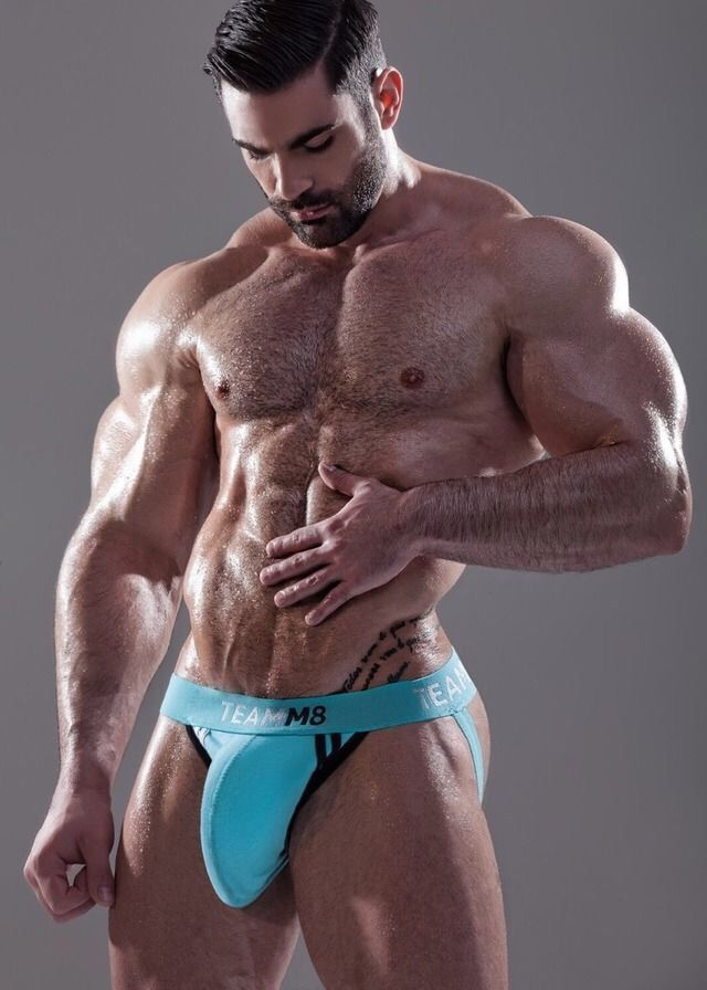 hot man muscle