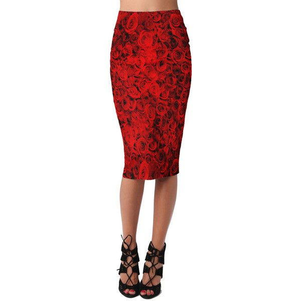 25  best ideas about Red pencil skirts on Pinterest | Red pencil ...