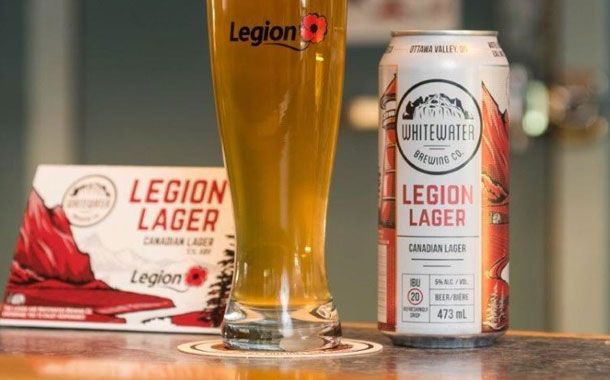 Whitewater Brewing launches Legion beer in British Columbia https://www.foodbev.com/news/whitewater-brewing-company-launches-legion-beer-british-columbia/