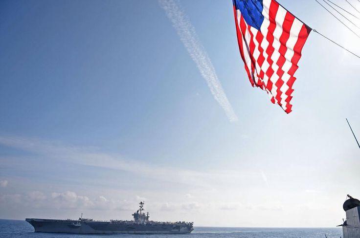 I am a united states sailor