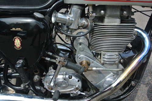 BSA Gold Star DBD34 600cc Electric Start 1957 For Sale