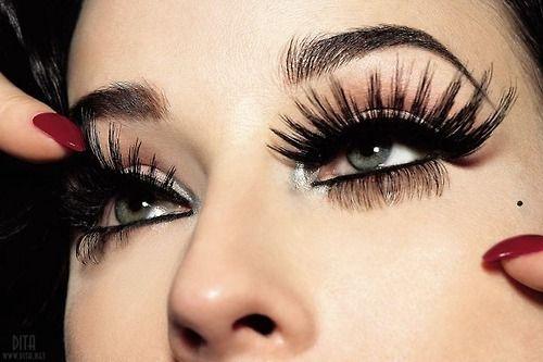 Inspiration -- Dita von Teese: Make Up, Style, Eyelashes, Eye Lashes, Makeup, Beauty, Hair, Eyes